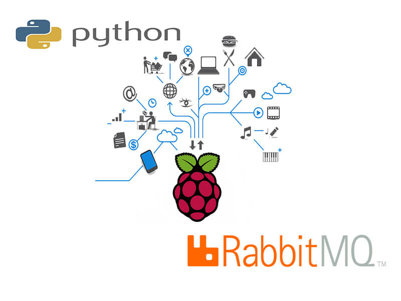 The Internet of things with RabbitMQ, Python, MQTT and AMQP @ www.Vasilev.link IT Consulting Services