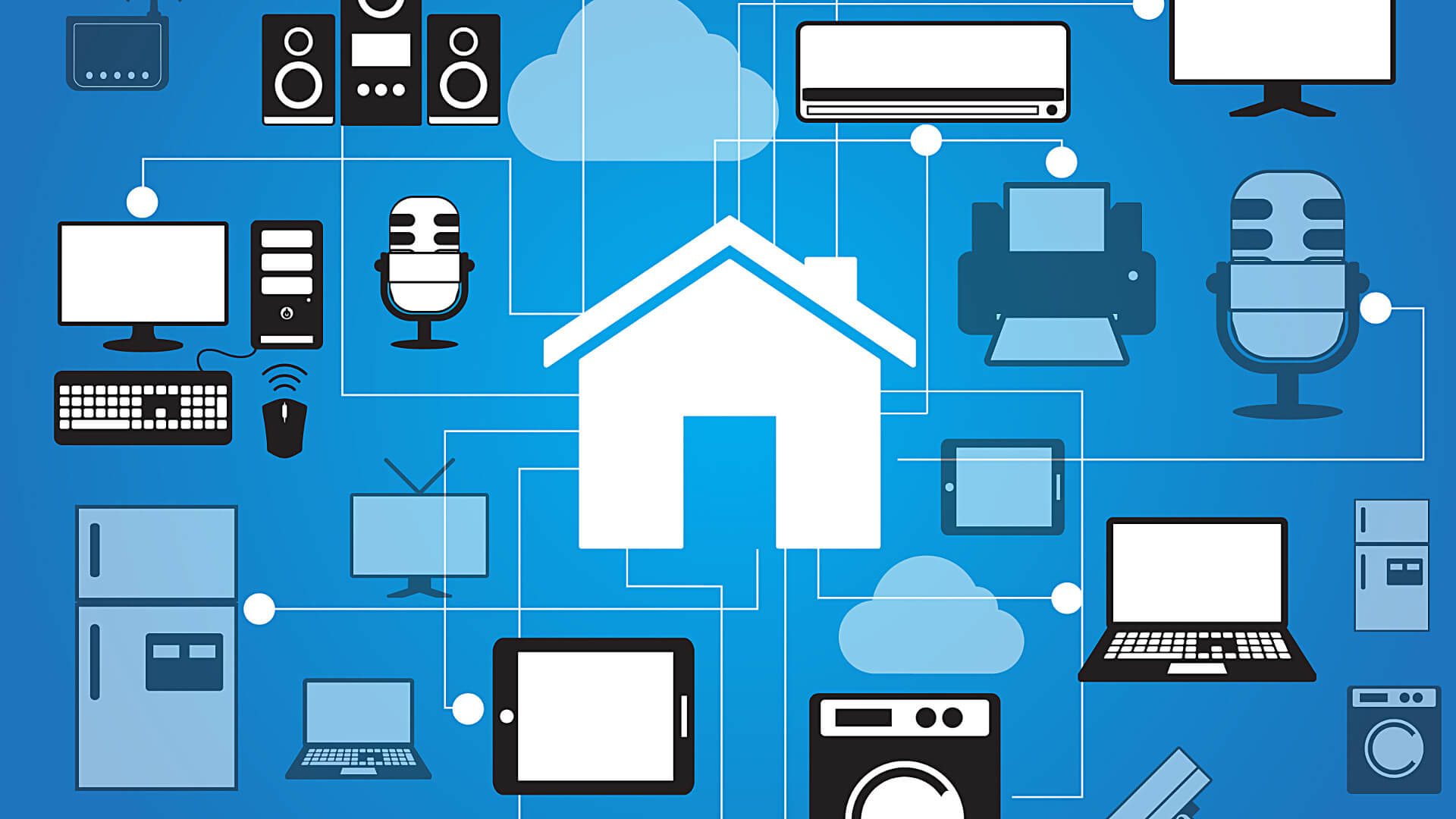 Control your Home over the Web - WebControl.link @ www.Vasilev.link IT Consulting Services